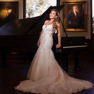 Martina Liana 906 Wedding Dress